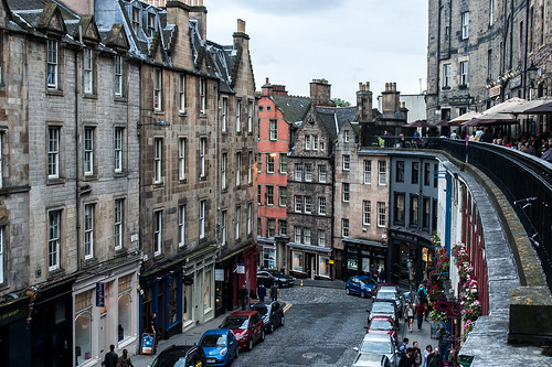Edimburgo from life of Arthur Conan Doyle