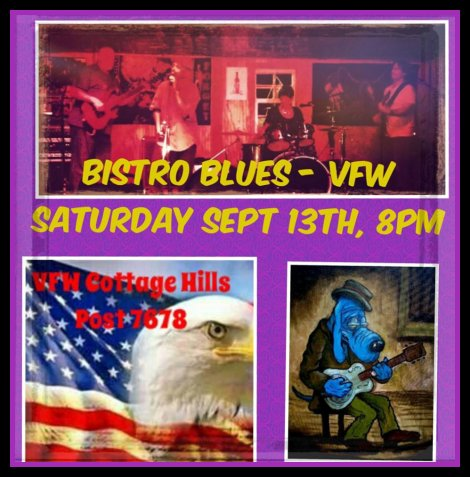 Bistro Blues Band 9-13-14