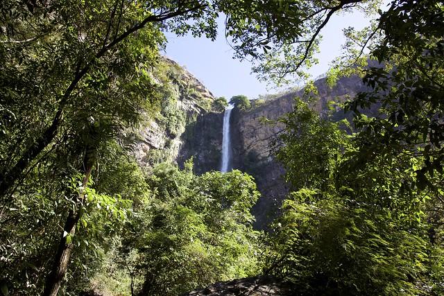 Itiquira Falls / Salto del Itiquira