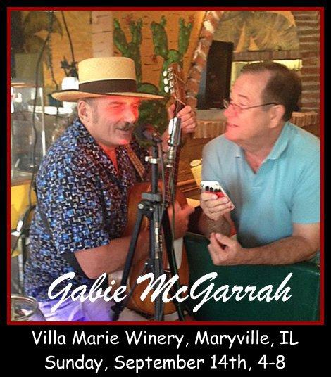 Gabie McGarrah 9-14-14