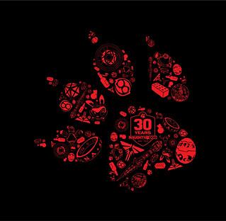 Naughty Dog 30th Anniversary Art Show