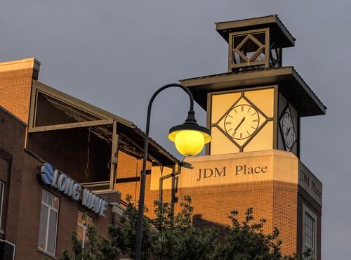 building oklahoma yellow architecture canon sunsetglow oklahomacity bricktown tamron16300mmf3563diiivcpzdb016
