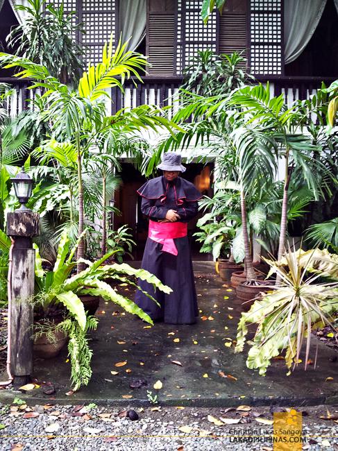 Lakad Pilipinas at Arce Mansion in Vigan City
