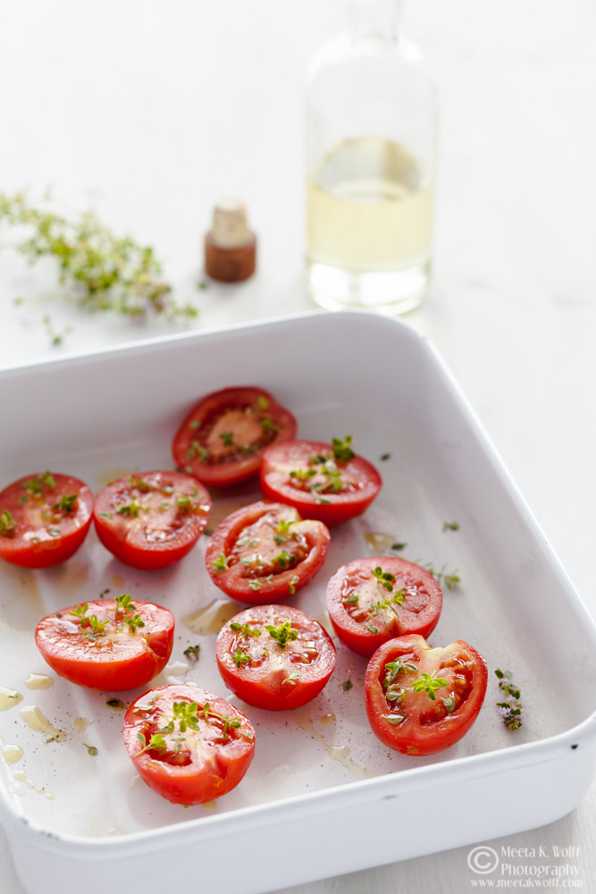Polenta Tomato Basil Tart (0052)