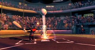 Super Mega Baseball on PS4 and PS3
