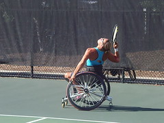 wheelchair sports, disabled sports, tennis, sports, tennis player, wheelchair tennis, ball game, racquet sport,