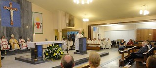 140912 - Jubilee Mass for Sr. Sheila Moloney DMJ at Thornton Heath