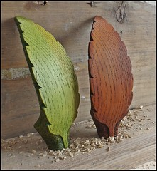 Tap Handle Leaves