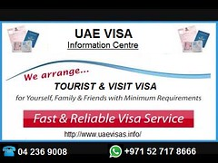 uae visa information centre