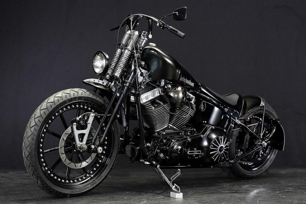 Honda Paint Recall >> Harley-Davidson TC Springer Softail Custom NASH