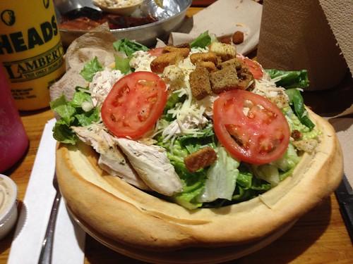 Gina's Ginormous Salad