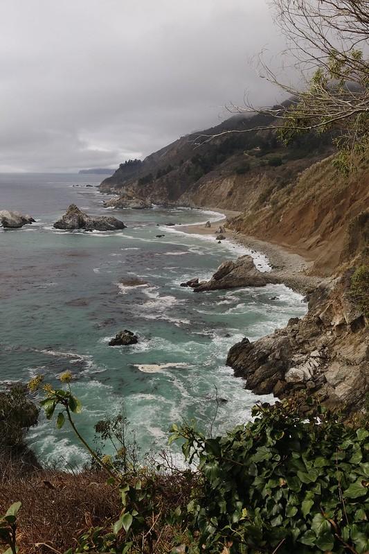 McWay Falls, Big Sur California