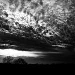 21. November 2016 - 17:02 - Sunset steels the sky