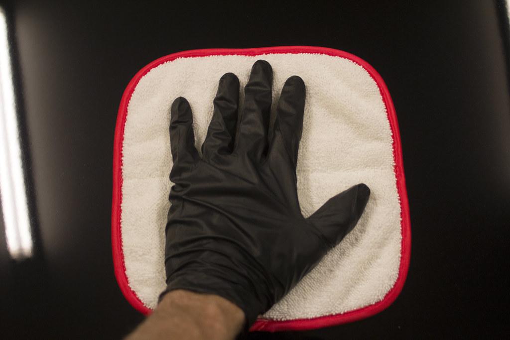 GlossAngeles - PFM Wax Removal Towel Size