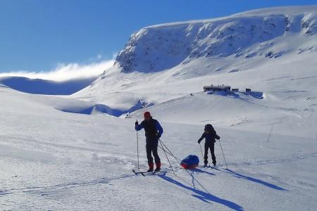 Za sněhem do Laponska aneb 2 muži ženou ženu severem