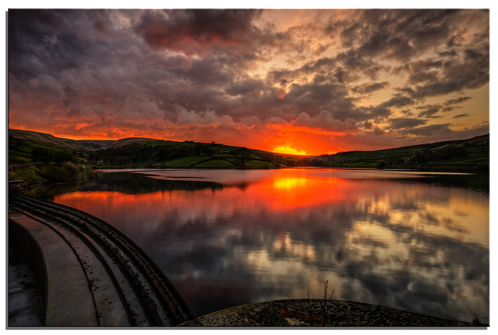Pondon reservoir