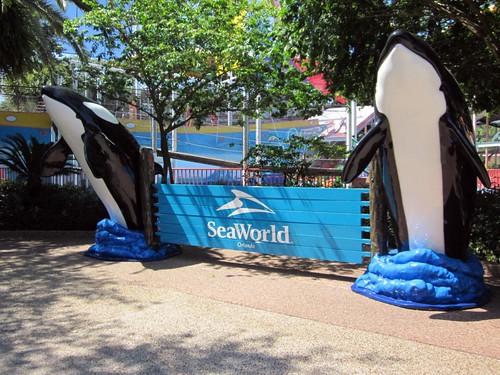 SeaWorld Orlando 2012