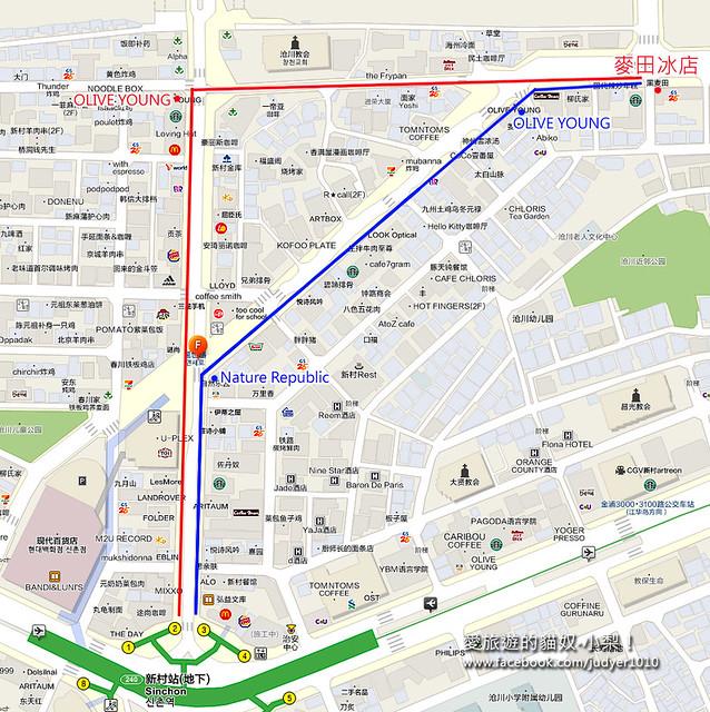 地圖 -2