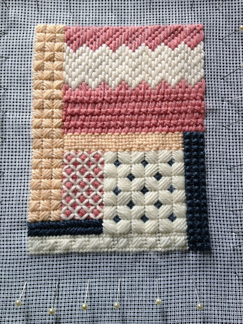 Canvaswork Sampler FO