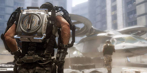 "Call of Duty: Advanced Warfare  Behind the Scenes ""Story"" video"