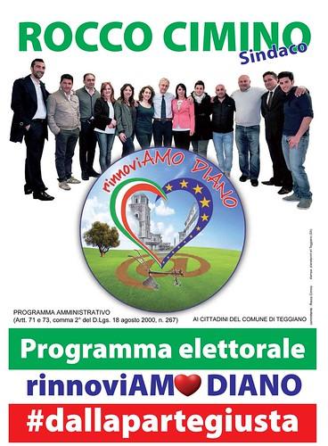 LEGGI il programma elettorale completo