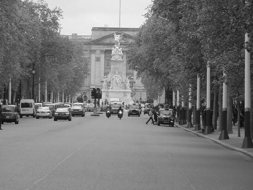 The Mall, Buckingham Palace