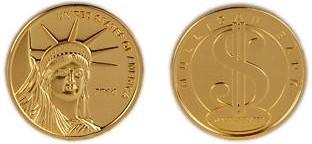 Atlas Shrugged Coins