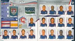 USA WorldCup team