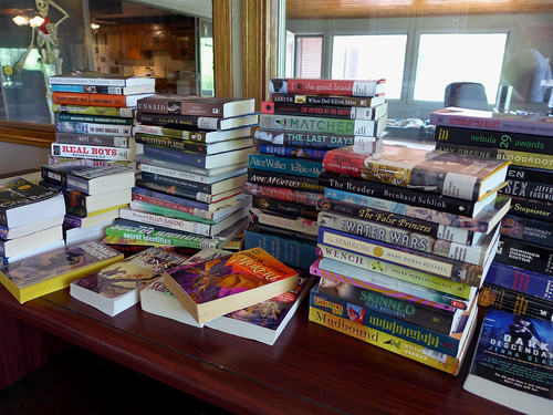 2014-06-11 - JoCo Book Haul - 0001 [flickr]