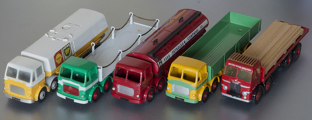 Dinky Supertoys Leyland Octopus Group