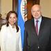 Secretary General Receives Josefina Vásquez Mota