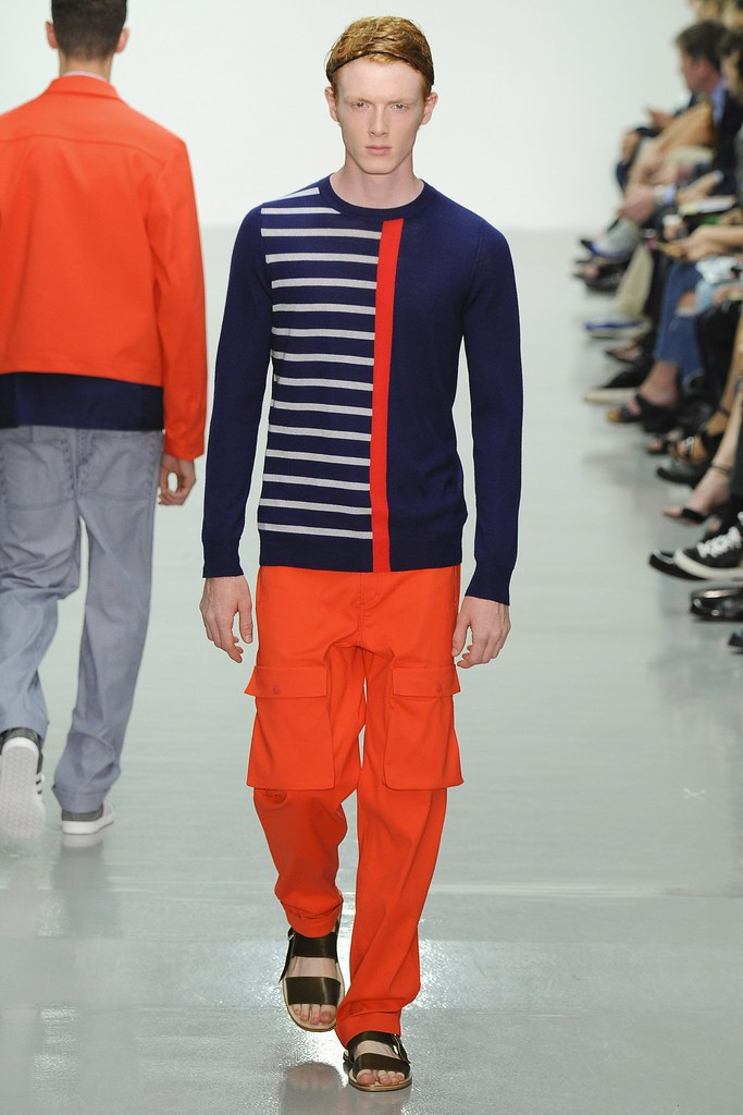 SS15 London Richard Nicoll020_Linus Wordemann(VOGUE)