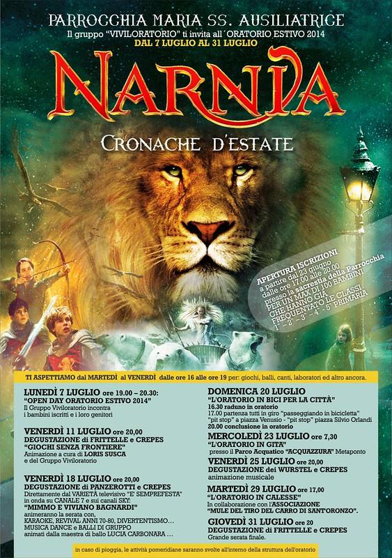 Narnia locandina (1)
