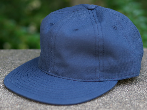Cooperstown / Cotton Duck Solid Baseball Cap