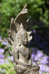 Buddha Protected by Naga