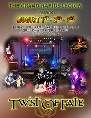 08/01 - 03/14 Twist Of Fate @ Grand Rapids Legion, Grand Rapids, MN - Recent Uploads tagged grandrapidsmn