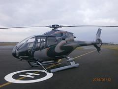 G-FCKD Eurocopter EC120 Helicopter
