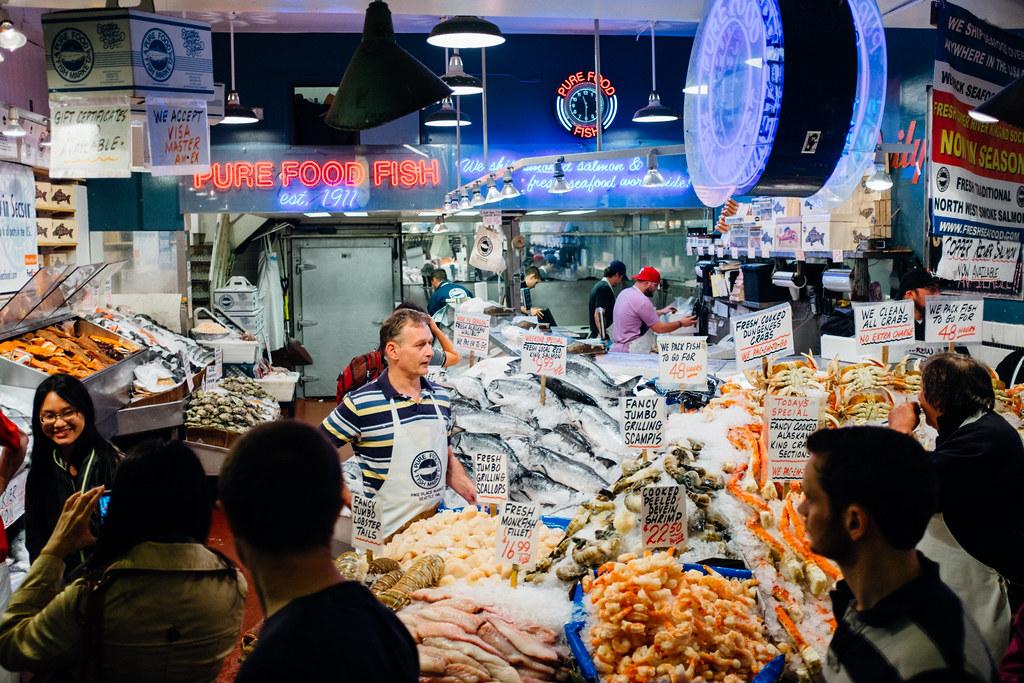 Pike Place Market June 05