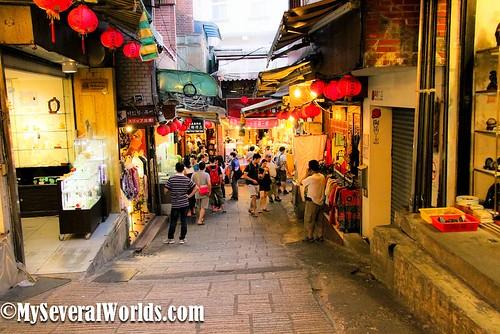 Jiufen Old Street 2