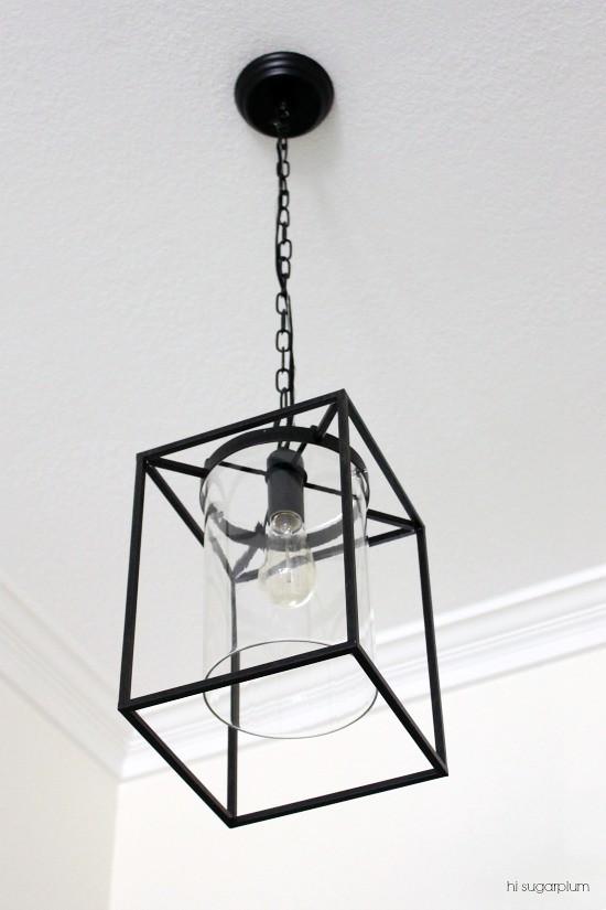 Hi Sugarplum | Layers of an Foyer (the light)