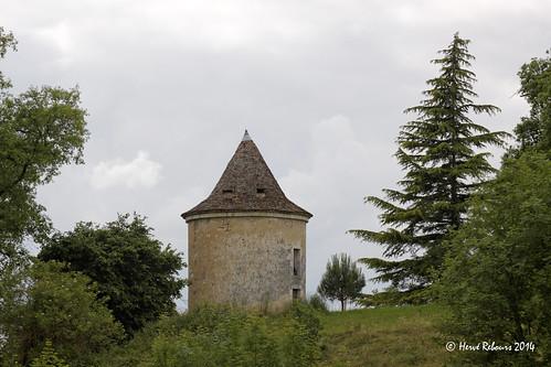 33 Lèves-et-Thoumeyragues - Les Martinaux Pigeonnier