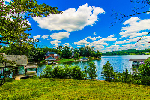 Deep Cove, Main Channel View of Ft. Loudon Lake