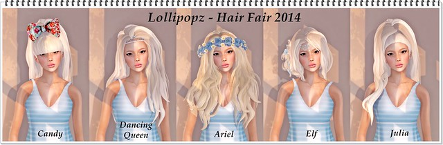 Hair Fair 2014 - Lollipopz