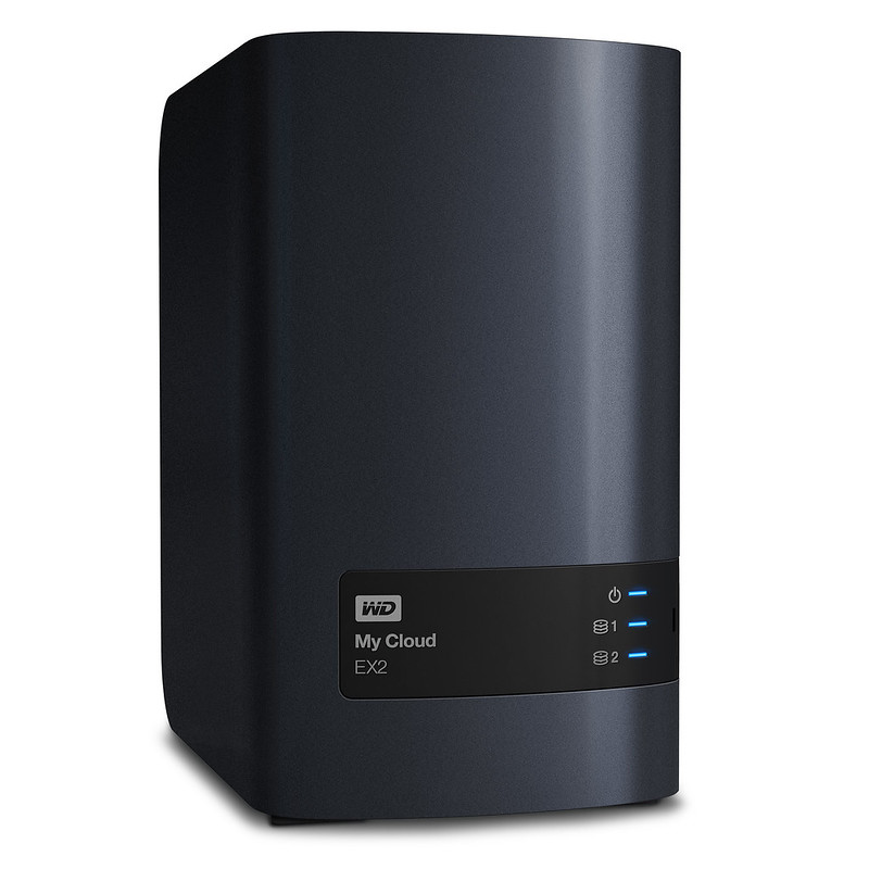 Western Digital - My Cloud EX2