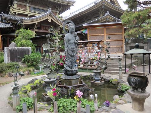 Zenkoji, Nagano