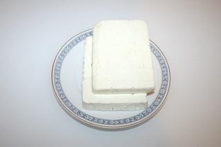 11 - Zutat Schafskäse / Ingredient feta