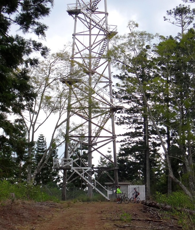 Gallangowan Fire Tower