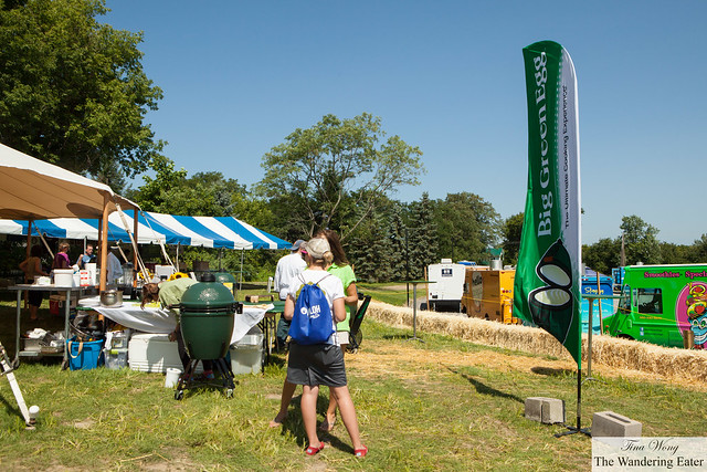 The Big Green Egg Cooking Competition
