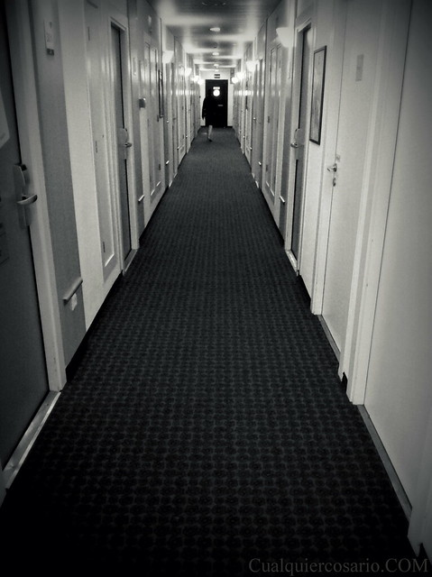 La luz, al final del pasillo
