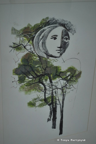 29 - Maria Keil - выставка в Каштелу Бранку